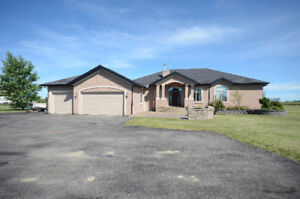 For Sale - 227 Appaloosa Lane SE, Airdrie - 4 Acres