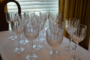 Waterford Marquis Wine glasses