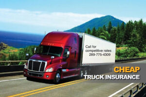Call today for cheaper truck insurance quote