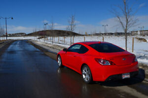 2010 Hyundai Genesis Coupe 2.0T Premium with all service records