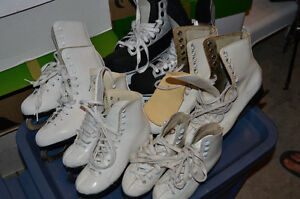 Figure Skates various sizes