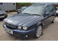 2005 Jaguar X-TYPE 2.2D Sport ESTATE DIESEL