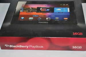 16GB - Blackberry PlayBook