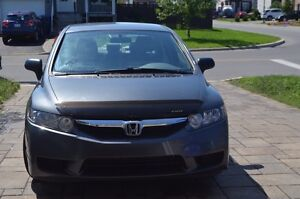 Honda civic 2010 + Garantee june 2017 private sale