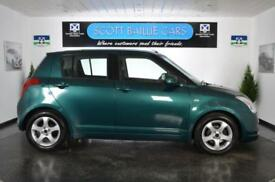 2007 SUZUKI SWIFT GLX VVTS HATCHBACK PETROL