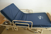 Carroll Electric Hospital Bed