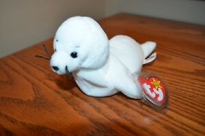 For Sale: Ty Beanie Babies *Retired & Rare* - Seamore the Seal Sarnia Sarnia Area image 1