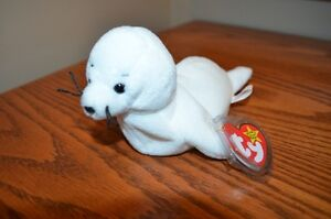 For Sale: Ty Beanie Babies *Retired & Rare* - Seamore the Seal