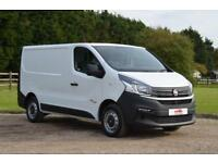 FIAT TALENTO 1.6 PROFESSIONAL 120 BHP SHORT WHEEL BASE PANEL VAN - PRE REG