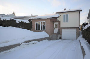 Nice property with natural light located at 18min from Ottawa