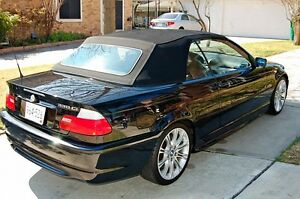 2006 BMW 3-Series Convertible