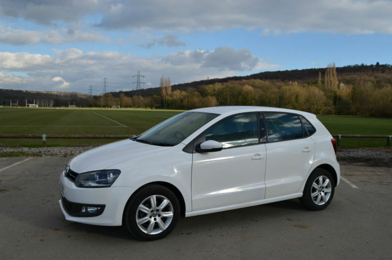 vw polo 1 4 match dsg 5 door 2012 62 plate in bradford west yorkshire gumtree. Black Bedroom Furniture Sets. Home Design Ideas