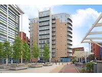 Sheffield centre flat, close to city, S3, Q-Park parking included, fully furnished, balcony