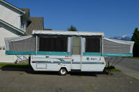 Get out Camping - Spacious Jayco Tent Trailer -- Great Condition