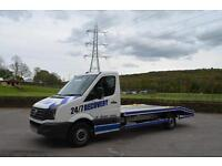 VW CRAFTER RECOVERY TRUCK, 2.0 TDi, CR35, LWB, 2012