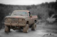 Silver Mountain Mud Bangers