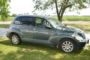2006 Chrysler PT Cruiser Sedan