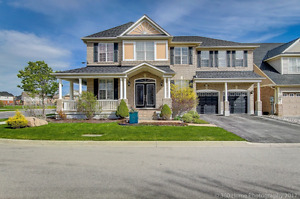 Large detached home in Milton Beaty neighbourhood