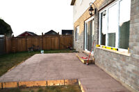We Pour Driveway, Sidewalks, and Patios