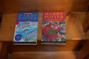 Harry Potter 4 books great condition Kitchener / Waterloo Kitchener Area image 2