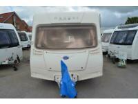 2006 Bailey Ranger 500/5 - 5 Berth - Twin Lounge - Touring Caravan