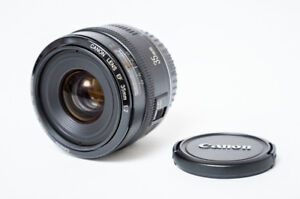 CANON 35mm f/2 f2 Fixed Prime Wide Angle Lens