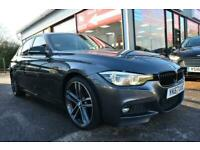 2017 BMW 3 Series 2.0 320d BluePerformance M Sport Shadow Edition Auto (s/s) 4dr