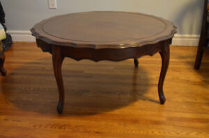 Cute Solid Wood Coffee/Accent Table