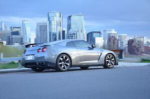 2009 Nissan GT-R R35 minor mods, great condition