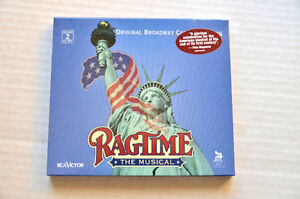Ragtime The Musical Original Broadway Cast Recording Delux 2CD