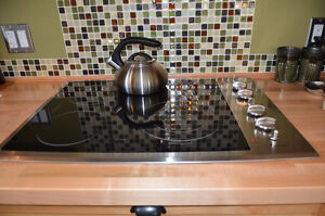 REDUCED PRICE....GE Radiant Electric Cooktop