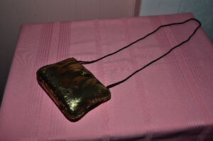 Vintage Gold Brocade Evening Bag - NEW price! St. John's Newfoundland image 2