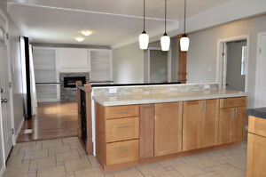$1750 ALL INCLUSIVE - JULY 1st - 3 BEDROOM - RENOVATED