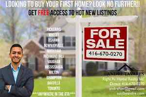 *First Time Buyer Hot List* FREE Access To Hot New Listings!