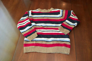 Gymboree sweater 5-6 (new)