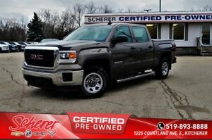 2015 GMC Sierra 1500 Crew 4x4 Base / Short Box