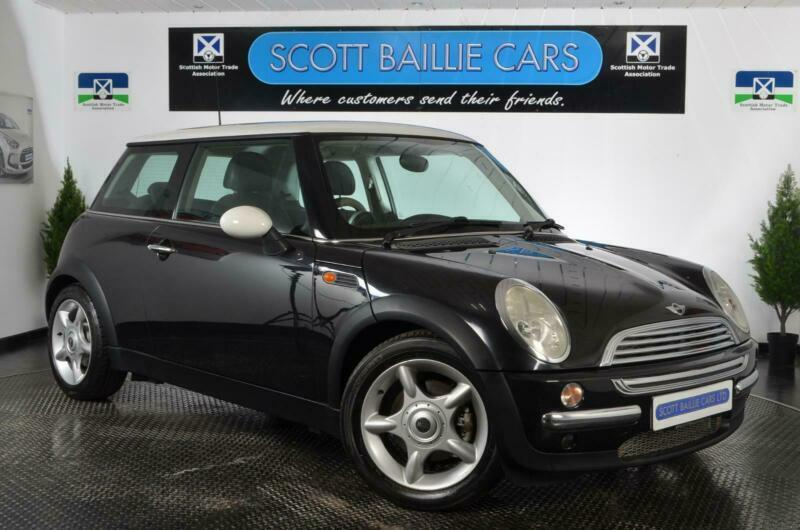 2003 MINI HATCH COOPER HATCHBACK PETROL | in East End, Glasgow | Gumtree