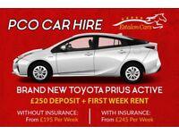 PCO CAR FOR HIRE/ UBER/ MINI CAB