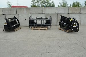 Skid Steer Grapples Best on the Market  in Stock today Cambridge Kitchener Area image 4