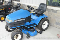 New Holland LS35 Lawn Tractor