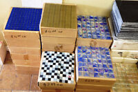 DEAL: $3.50 Sheet VIEW IMAGES!! Assorted Glass Mosaics in Stock