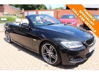 2012 12 BMW 3 SERIES 3.0 325D M SPORT 2D AUTO 202 BHP DIESEL