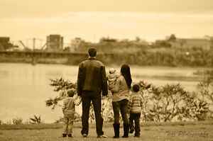 Portrait Photography for Family, Couples and Children