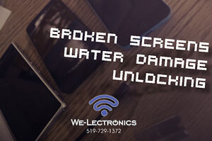 CELLPHONE REPAIRS, ACCESSORIES AND SERVICES @We-Lectronics