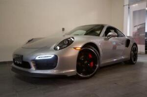 2015 Porsche 911 Turbo Coupe PDK | One Owner | Local | CPO |