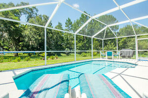A True Gem! Vacation Villa in Secluded Area 15 mins to Disney!