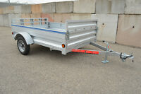 "5X8""6 Galvanized Westbrook Trailer Must Sell Pricing!!"