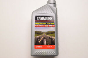 Yamalube 20w50 Semi - Synthetic