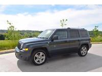 JEEP PATRIOT 2.0CRD LIMITED, 2007 57 PLATE
