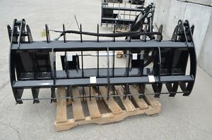 Skid Steer Grapples Best on the Market  in Stock today Cambridge Kitchener Area image 7